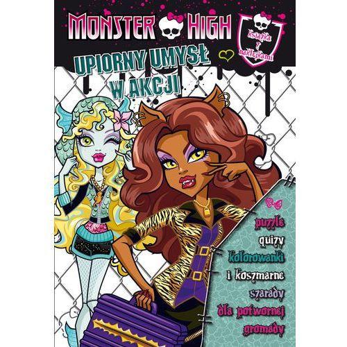 Monster High Upiorny umysł w akcji (ISBN 9788323743989)