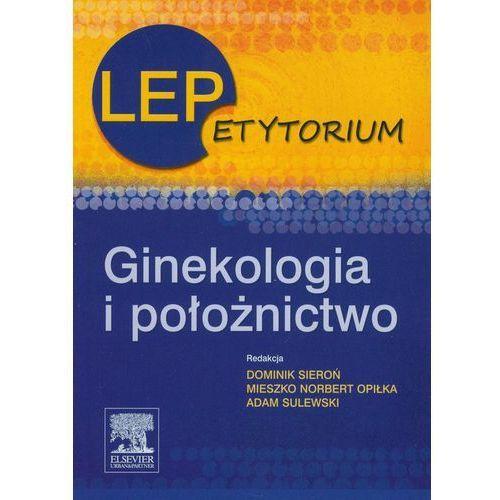 LEPetytorium Ginekologia i położnictwo (144 str.)