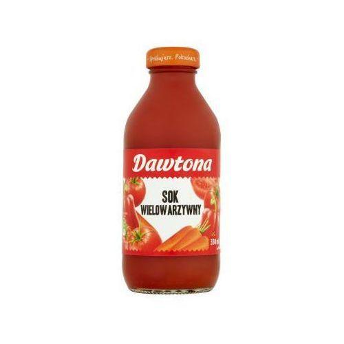 Sok wielowarzywny 330 ml Dawtona