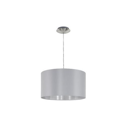 Eglo 31601 - lampa wisząca maserlo 1xe27/60w/230v