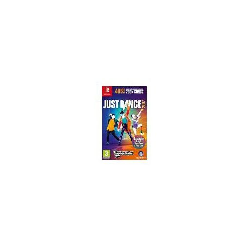 Just Dance 2017 SWITCH (3307216009351)
