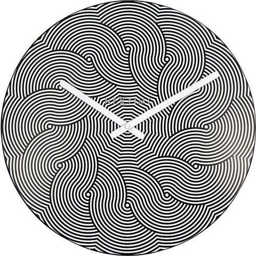 Zegar ścienny waves marki Nextime