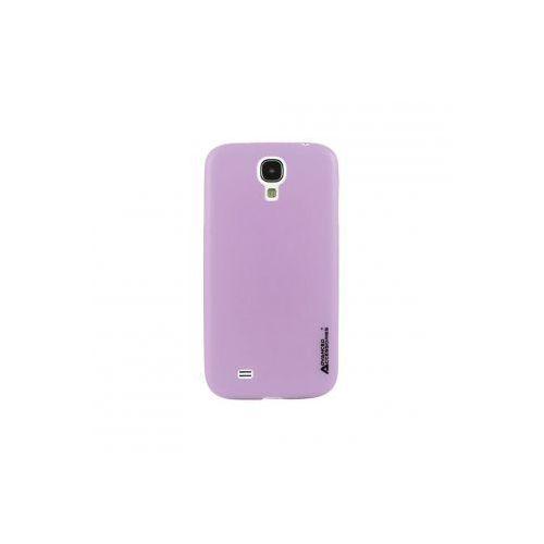 ADVANCED ACCESSORIES Etui GHOST dedykowane do Samsung Galaxy S4 - fioletowe Odbiór osobisty w ponad 40 miastach lub kurier 24h, towar z kategorii: Futerały i pokrowce do telefonów
