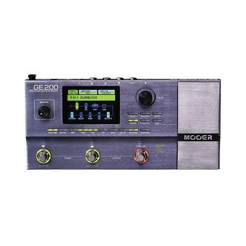 Mooer ge 200 multiefekt gitarowy (6943206792277)