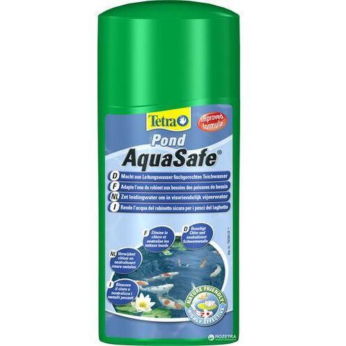 Tetra pond aquasafe 500 ml - śr. do uzdatniania wody w płynie - darmowa dostawa od 95 zł!