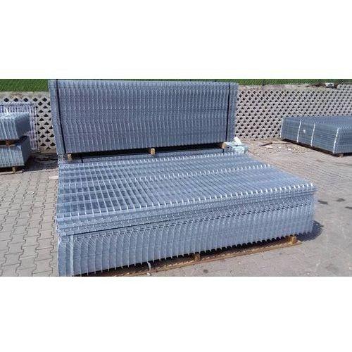 Panel ogrodzeniowy ocynkowany Fi4 1530x2500 mm