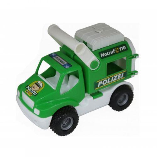 Wader quality toys Samochód policyjny wader qt construck