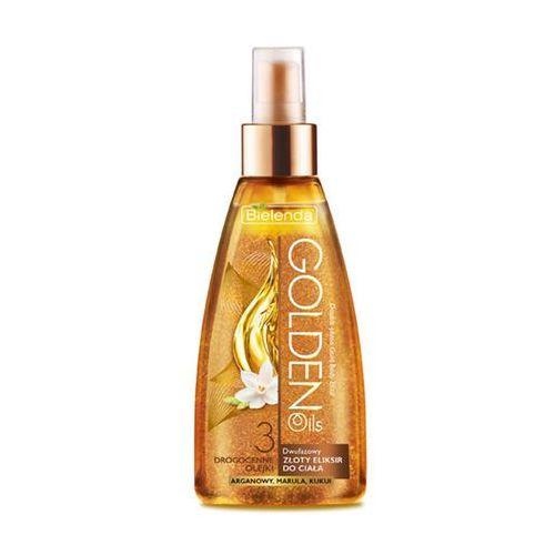 Bielenda Golden Oils Dwufazowy eliksir do ciała, 150 ml (5902169017439)