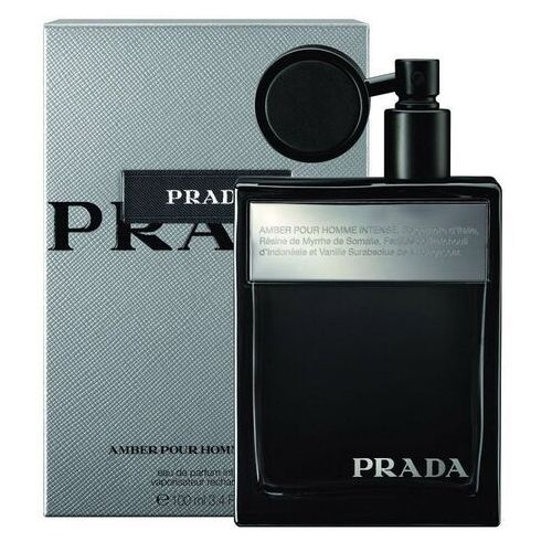 Prada prada amber pour homme intense woda perfumowana 100 ml tester dla mężczyzn (8435137726523)