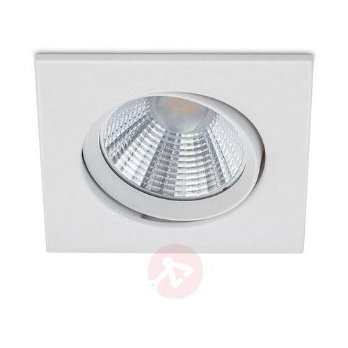 Ściemniany reflektor wpuszczany LED Pamir biały