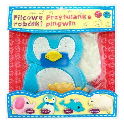 Stnux Filcowe robótki - przytulanka pingwin