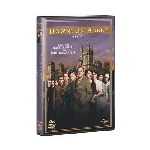 Downton Abbey (sezon 2, 4 DVD) (5900058133635)