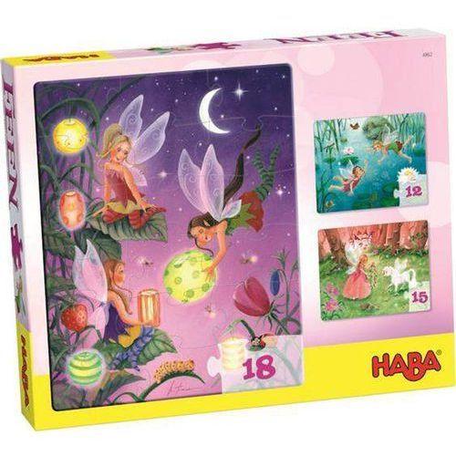 HABA Puzzle Wróżki 4962 (4010168049625)