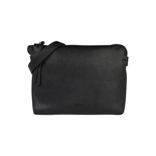 Esprit torba na ramię 'florence smllsh' czarny (4062099269252)