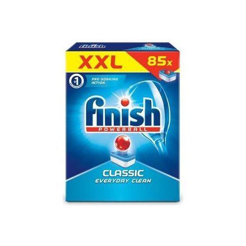 FINISH Powerball Classic tabletki do mycia naczyń w zmywarkach 85szt