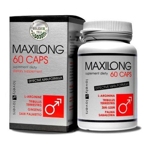 MaxiLong - szybkie i pewne powiększenie penisa