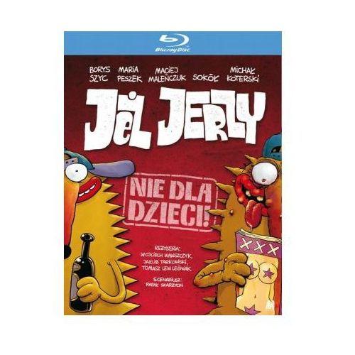 Film MONOLITH VIDEO Jeż Jerzy + drugi Blu-Ray gratis Jeż Jerzy (5907561131769)