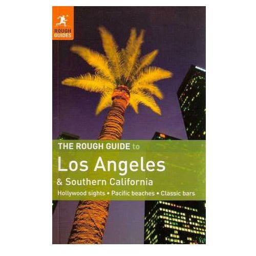 Los Angeles i południowa Kalifornia Rough Guide Los Angeles & Southern California (384 str.)