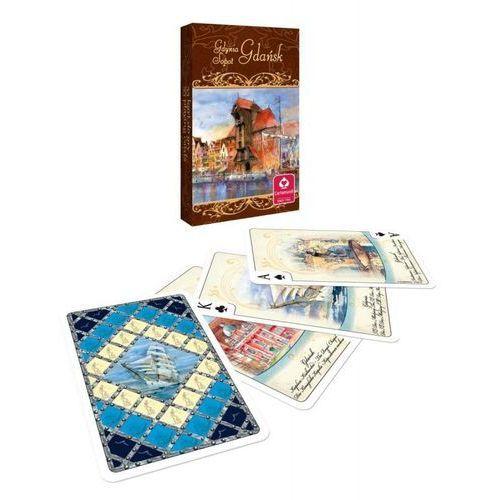Karty Trójmiasto Akwarele 55 listków - DARMOWA DOSTAWA OD 199 ZŁ!!! (5901911001641)