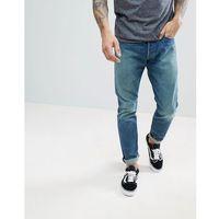 Polo Ralph Lauren Sullivan Slim Fit Stretch Jeans in Mid Vintage Wash - Blue, jeans