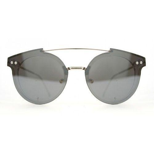 Okulary Słoneczne Spitfire Trip Hop 2 Clear/Silver Mirror