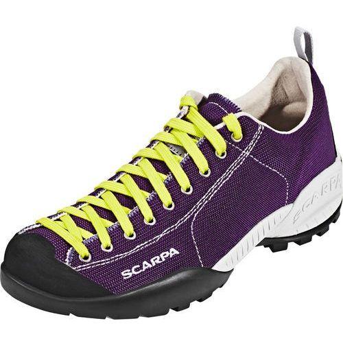mojito fresh buty kobiety fioletowy 42 2018 buty codzienne marki Scarpa