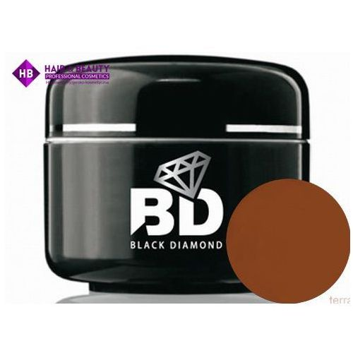 Black diamond żel kolorowy terracota 5 ml