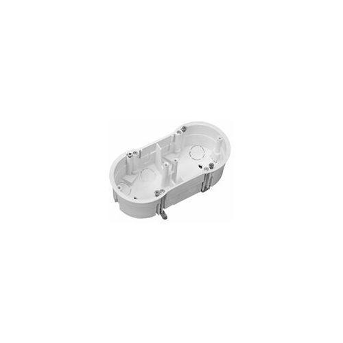 Pawbol Puszka podtynkowa FI 60/2 podwójna rigips A.0010P, A.0010P
