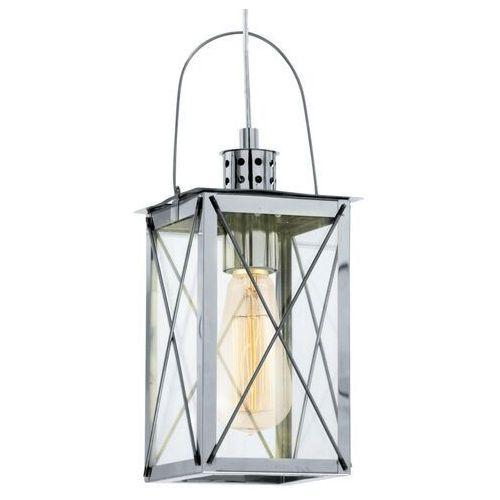 Eglo 49212 - lampa wisząca vintage 1xe27/60w/230v