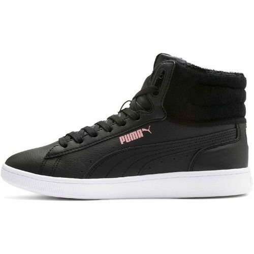 Puma damskie buty zimowe Vikky V2 Mid Wtr 37.5 czarne (4060981195719)