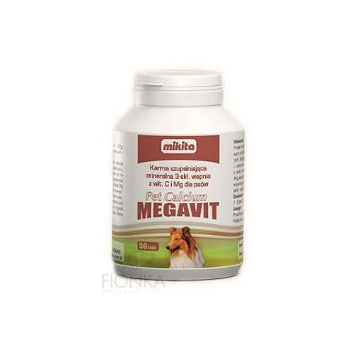 Mikita megavit pet calcium preparat wapniowo-mineralny dla psów