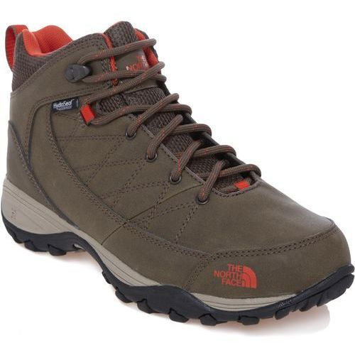 buty zimowe damskie women's storm strike wp weimaraner brown/zion orange 37, The north face