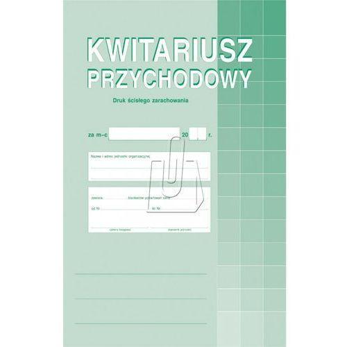 Michalczyk i prokop Kwitariusz przychodowy num. michalczyk&prokop 400-1 - a4 (oryginał+2 kopie)