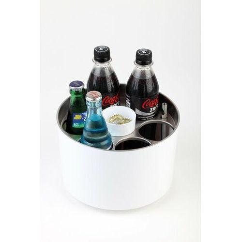 Konferencyjny schładzacz na 6 butelek   śr. 230x(H)150mm   różne kolory