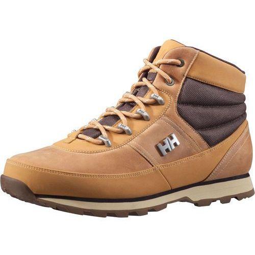 Helly hansen woodlands buty mężczyźni brązowy us 10 | 44 2017 buty zimowe