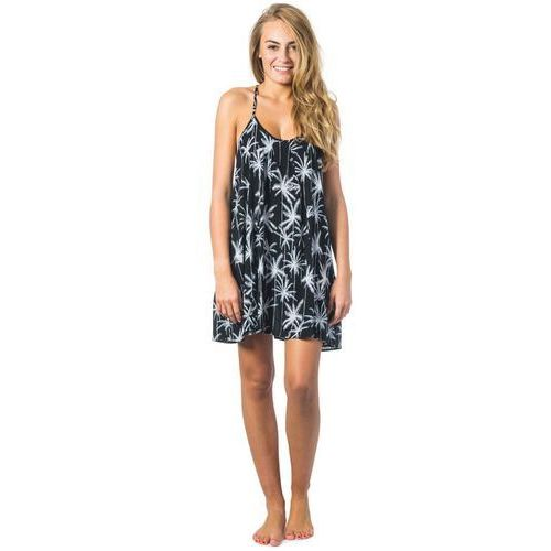 Sukienka - island love mini dress black (90) marki Rip curl