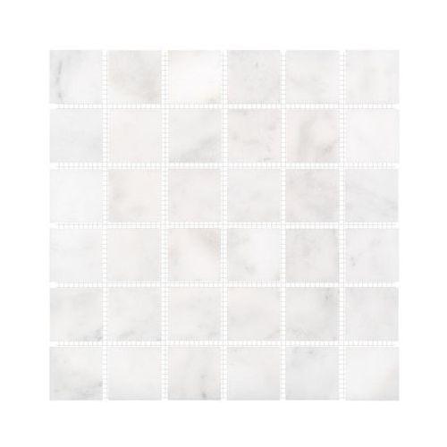 Mozaika lotus white 30,20 x 30,20 marki Marmara