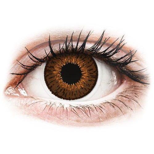 Expressions Colors Brown - korekcyjne (1 soczewka)