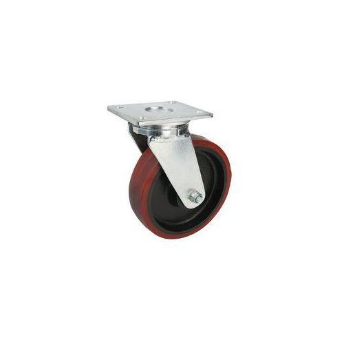 Proroll Opony z poliuretanu, wym. płytki 175 x 140 mm,Ø x szer. kółka 300 x 75 mm