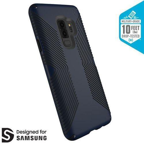 Speck Presidio Grip - Etui Samsung Galaxy S9+ (Eclipse Blue/Carbon Black), kolor czarny
