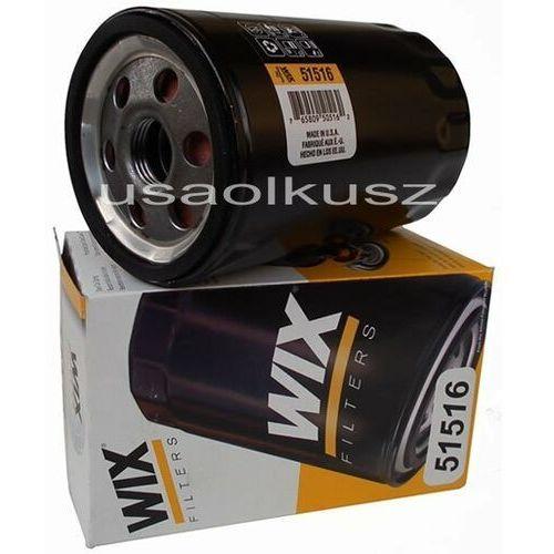 Filtr oleju silnika ford focus 2,0 8v sohc 2000-2004 marki Wix