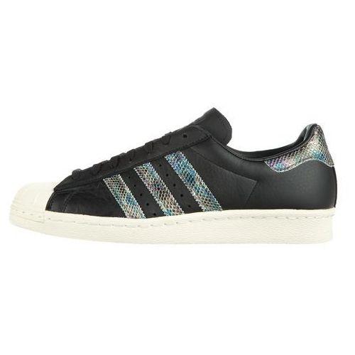 originals superstar 80's tenisówki czarny 41 1/3 marki Adidas