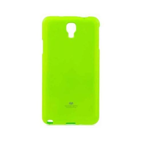 Goospery Futerał back case jelly mercury samsung galaxy s8 plus g955 limonka (8806174395445)