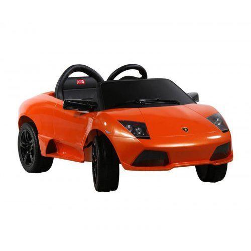 Samochód Lamborghini Murcielago 640-4 + pilot Orange z kategorii Pojazdy elektryczne
