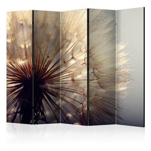 Parawan 5-częściowy - pocałunek dmuchawca ii [room dividers] marki Artgeist