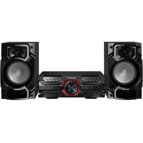 Panasonic Power audio sc-akx320e-k czarny