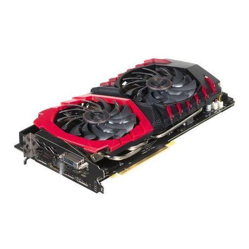 MSI NVIDIA GeForce GTX 1080 8192MB GDDR5X 256b PCI-E x16 v. 3.0 (1822MHz/10108MHz)- wysyłka dziś do godz.18:30. wysyłamy jak na wczoraj! (4719072467050)