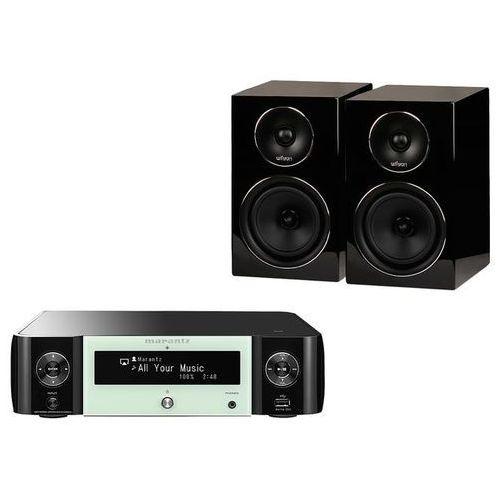 mcr511 + el-4 - zestaw stereo ciesz się bogatym i czystym dźwiękiem | gwarancja 3-lata | raty 0% marki Marantz