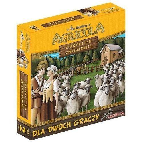 Agricola: chłopi i ich zwierzyniec marki Lacerta