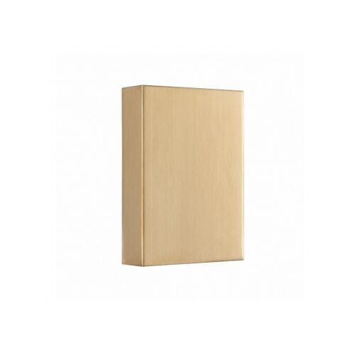 Nordlux Kinkiet zewnętrzny fold brass 45401039